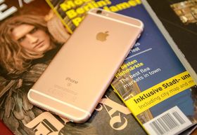 iPhone 6S er sannsynligvis medskyldig i de svært gode resultatene til Apple.