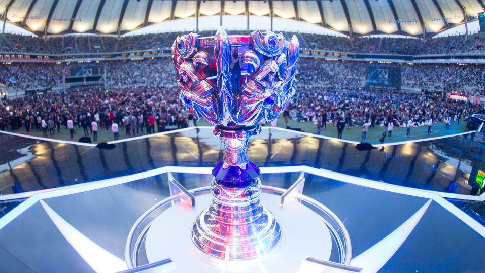 Verdensmesterskapet i 2014 ble arrangert på Sangam Stadium i Seoul.