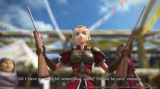 Helt riktig, Aurora. Treff noe, så skal det ordne seg.