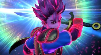 Test: Dragon Quest Heroes: The World Tree's Woe and the Blight Below