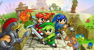 Anmeldelse: The Legend of Zelda: Tri Force Heroes