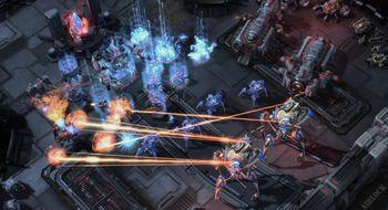Ta med deg en kompis i vår nye StarCraft II-turnering