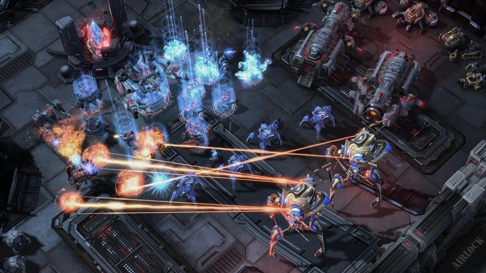 E-SPORT: Ta med deg en kompis i vår nye StarCraft II-turnering