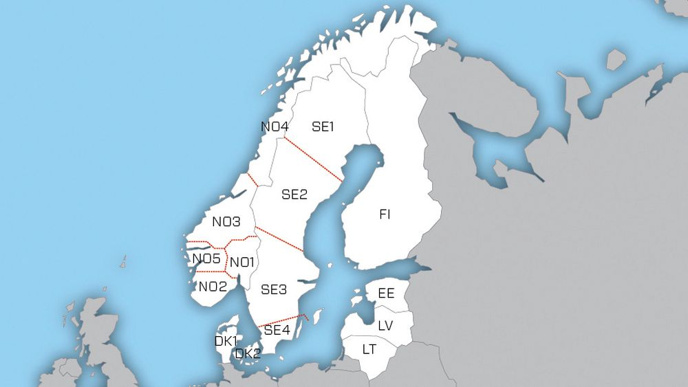 Svenska Kraftnät advarer mot at Sør-Sverige (SE3 og SE4) og det norske Østlandet (NO1) kan få kraftunderskudd om det ikke blåser og kablene mellom Sverige og Tyskland er ute av drift.