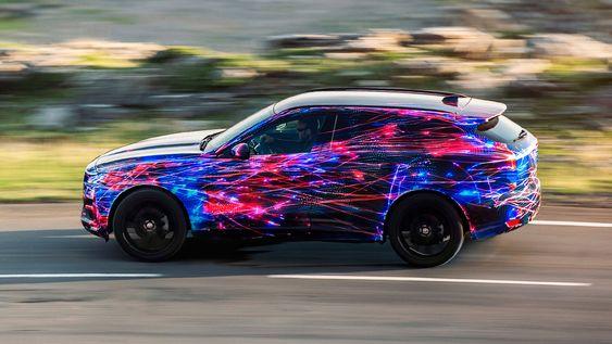 Jaguar jobber med elektriske biler, og ryktene sier at deres crossover F-Pace blir den første elbilen fra den britiske produsenten.