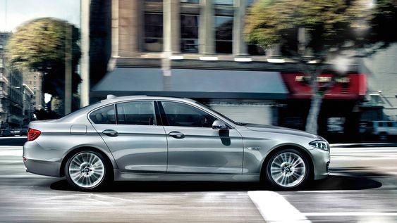 BMWs 5-serie kan komme i en elektrisk utgave.