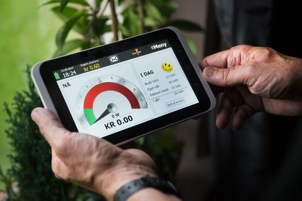 De spurte i en undersøkelse fra Accenture er usikre på om strømselskapene faktisk vil hjelpe dem å bruke mindre strøm, men de har høy tillit till at strømselskapene vil behandle persondata på en god måte.