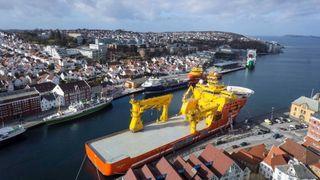«Viking Neptun» er det største skipet de har bygget noen gang