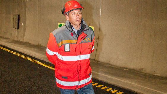 Arild Søvik, sjefsingeniør i Vegdirektoratet.