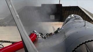 Her skyter F-35 181 skudd på tre sekunder