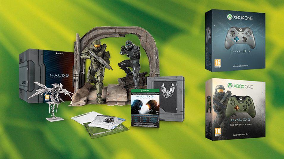 KONKURRANSE: Vi har en stor Halo 5: Guardians-konkurranse denne helgen