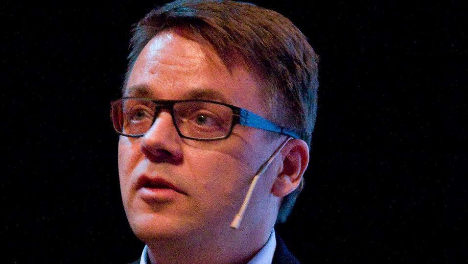 Administrerende direktør Martin Lippert i Broadnet er fornøyd med å styrke selskapets posisjon i Bergen og Hordaland.