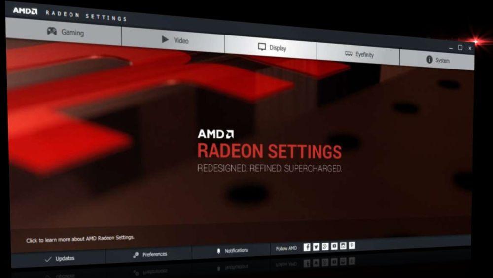 Snart får alle med AMD-grafikkort mulighet til å laste ned et kraftig oppusset kontrollsenter kalt Radeon Settings