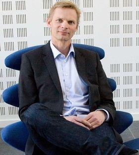 Øyvind Husby er direktør for Samfunnskontakt i TDC Get.