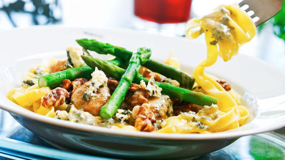 DAGENS RETT: Pasta kan være skikkelig mettende