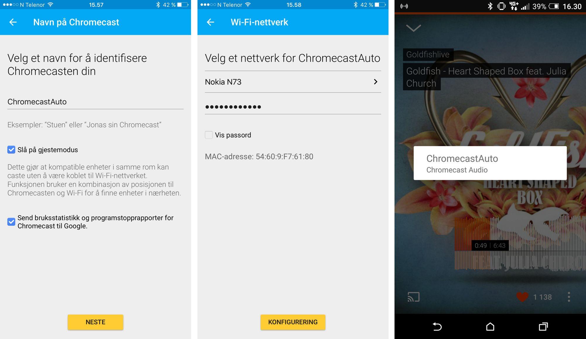 mobildata mangler pdp godkjenning