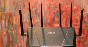 Test: Asus RT-AC3200