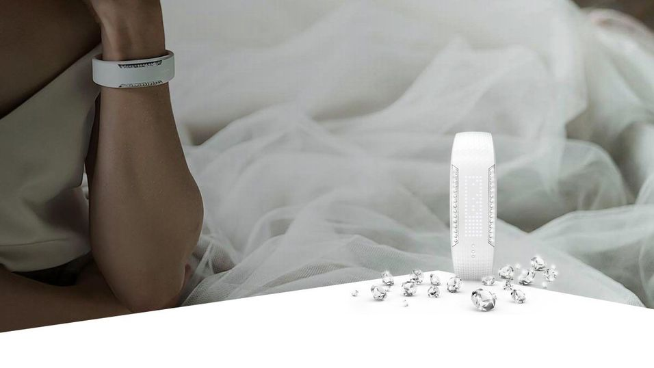 Polar Loop Crystal er rene smykket
