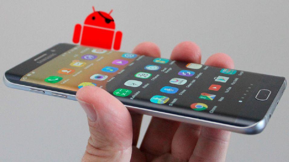 Samsung Galaxy S6 Edge har alvorlige sikkerhetshull
