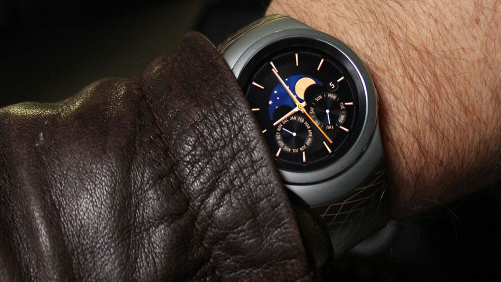 TEST: Samsung Gear S2