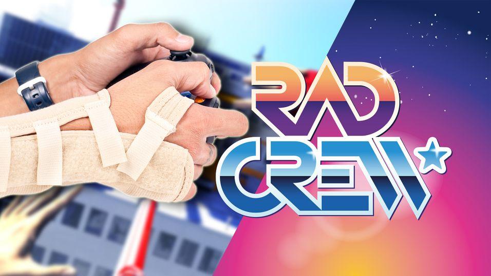 PODKAST: Rad Crew ler godt når lytterne forteller om skader de pådro seg under spilling