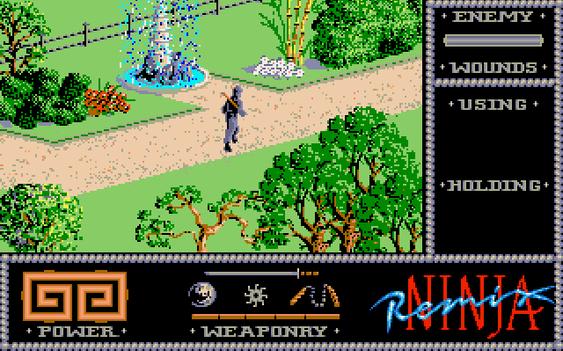 Amiga-versjonen av The Last Ninja ble lansert under navnet Ninja Remix.