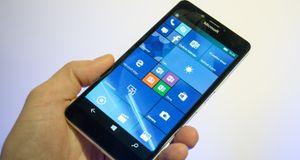 Microsoft Lumia 950 Vi har prøvd Microsofts nye Lumia-toppmodell