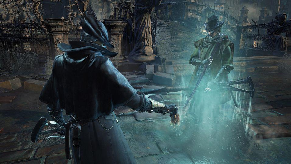 Gratis Bloodborne-oppdatering introduserer ny jegerklan