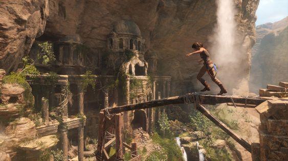 Rise of the Tomb Raider er kun tilgjengelig på Microsofts plattformer frem til høsten 2016.