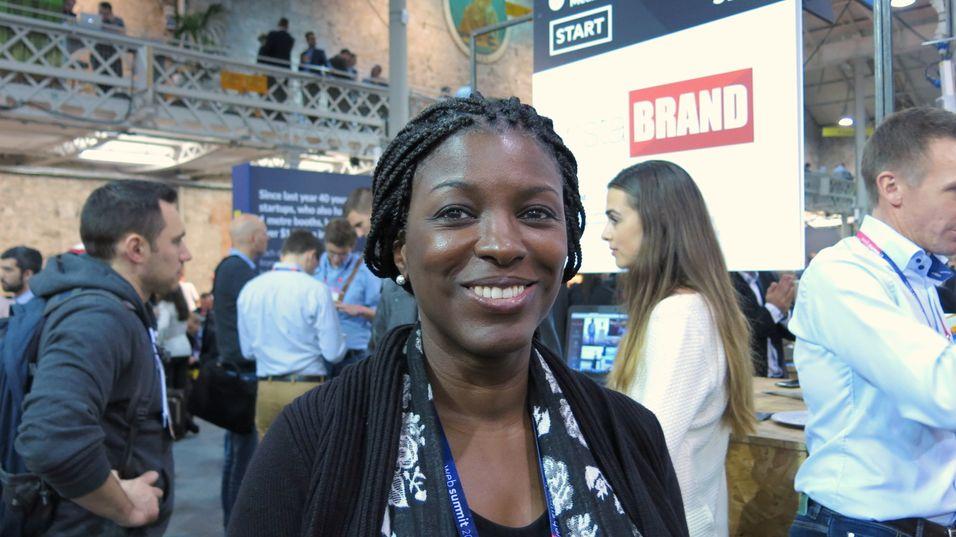 Ingrid Williams er informasjonssjef i Future Group. Hun gleder seg til lansering av spillprogrammet.