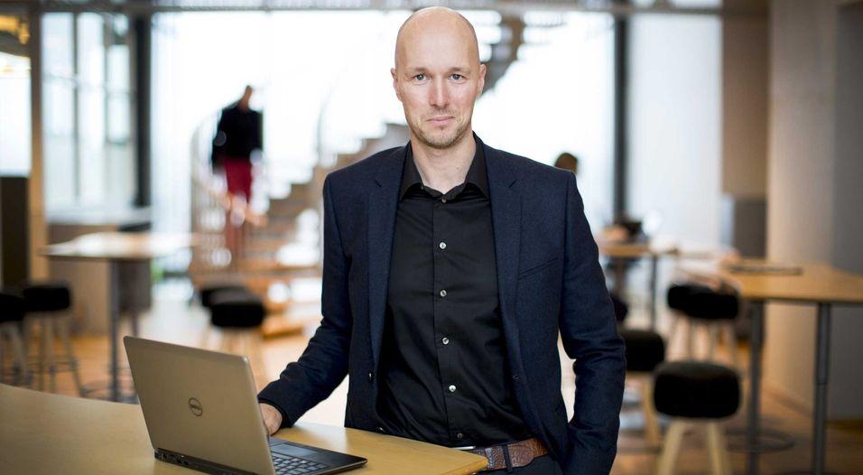 – Det er risikabelt å igangsette store innovasjonsprosjekter uten at pasienter og helsepersonalet blir tilstrekkelig involvert, sier Gunnar Mørne, direktør for forretningsområdet helse i Sopra Steria Skandinavia.