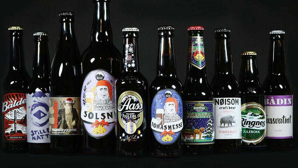TEST: Her er de beste juleølene på polet