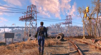 Det er mange forbedringer i Fallout 4, men også noen små uheldige bieffekter
