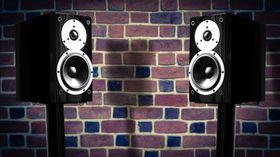 Sjekk at vinkelen mot deg stemmer. Peker de en annen vei vil neppe lydkvaliteten være helt topp.