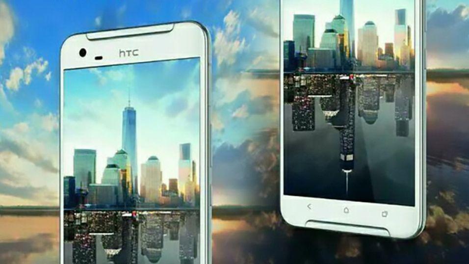 HTC One X9 ser ut til å bli en lekker skapning.