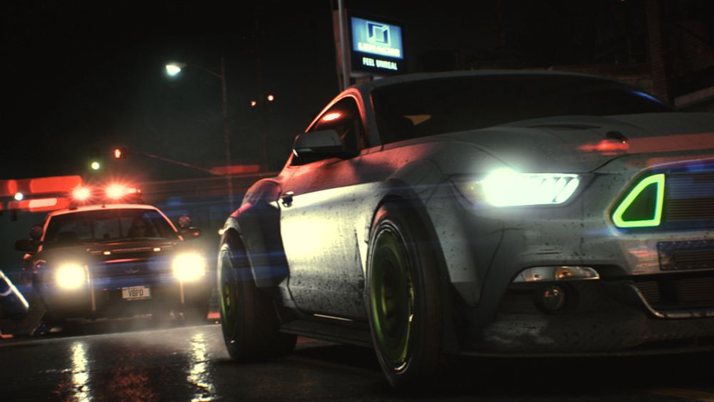 ANMELDELSE: Need for Speed