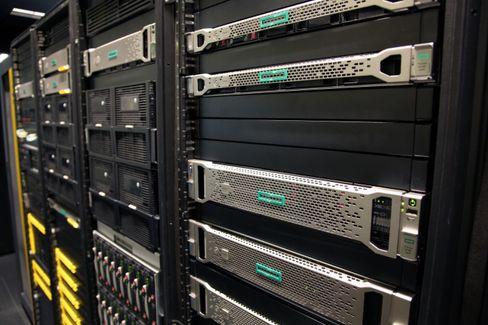 Lokalt: Løsninger for lagring av data innenfor Norges grenser bygges opp med utstyr fra Hewlett Packard Enterprise.