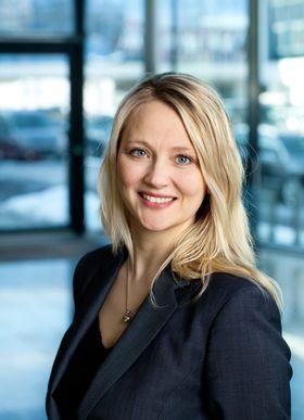 Anita Svanes, informasjonssjef i Volkswagen Norge.