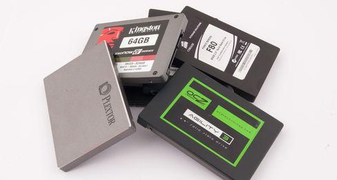 SSD-er fikk seg en knekk rundt 2009. Omsetningen stupte og tilliten til lagringsformen var tynnslitt.