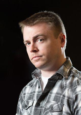 Starcraft-produsent, Timothy Ismay.
