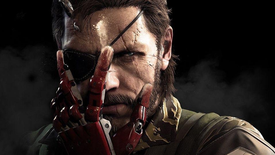 Konami skal bygge armprotese til Metal Gear Solid-fan