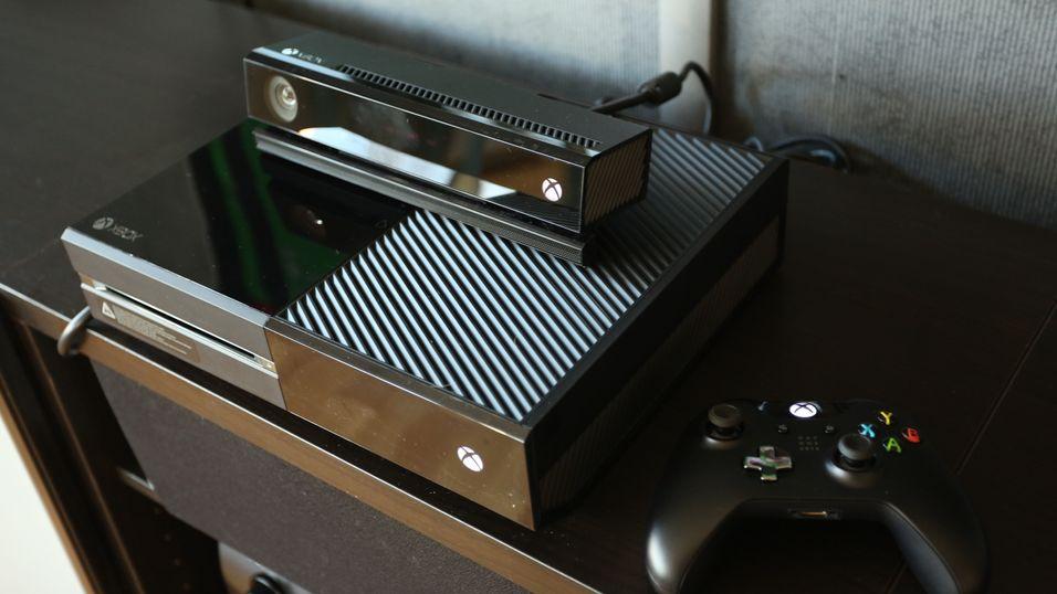 Xbox One mister nå Kinect-navigering i hovedmenyen