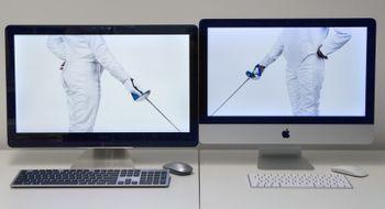 Test: Apple iMac 21,5