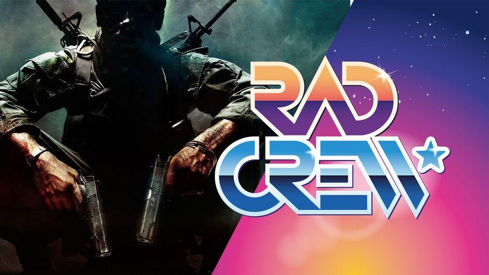PODKAST: Rad Crew kårer de beste Call of Duty-kampanjene