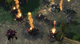 I tillegg til godt samarbeid vil spillerne også måtte mestre de nye enhetene som ble introdusert i Legacy of the Void. Bilde: Blizzard Entertainment.