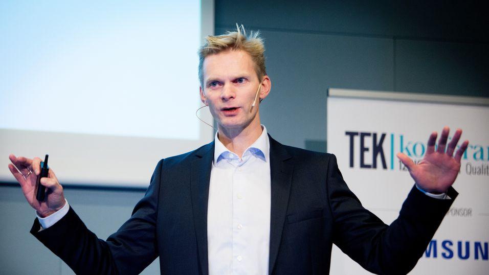 Gets direktør for samfunnskontakt, Øyvind Husby, frykter vill vest-tilstander i bedriftsmarkedet med gal regulering.