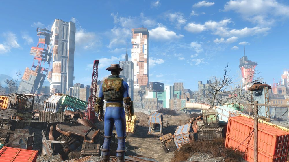ANMELDELSE: Fallout 4