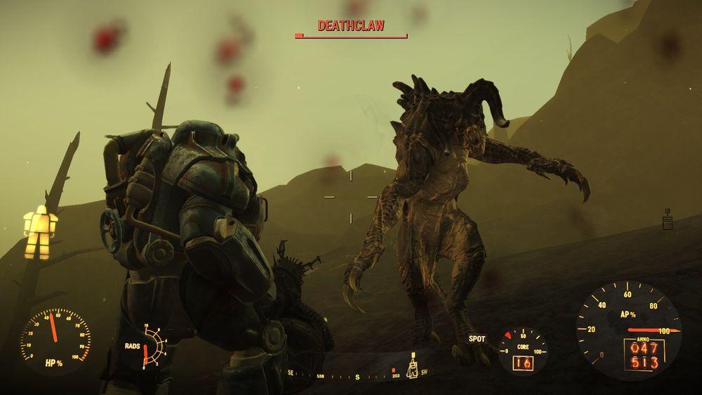 I rustningen over alle rustninger har du en sjanse mot Fallouts farligste fiende.