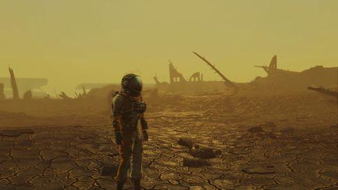 The Glowing Sea er et radioaktivt krater du kan utforske. Men vær forsiktig, her er ALT ute etter deg.
