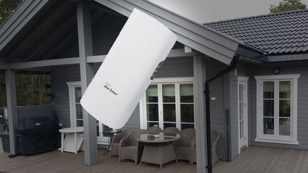 TEST: AirMax 4GW